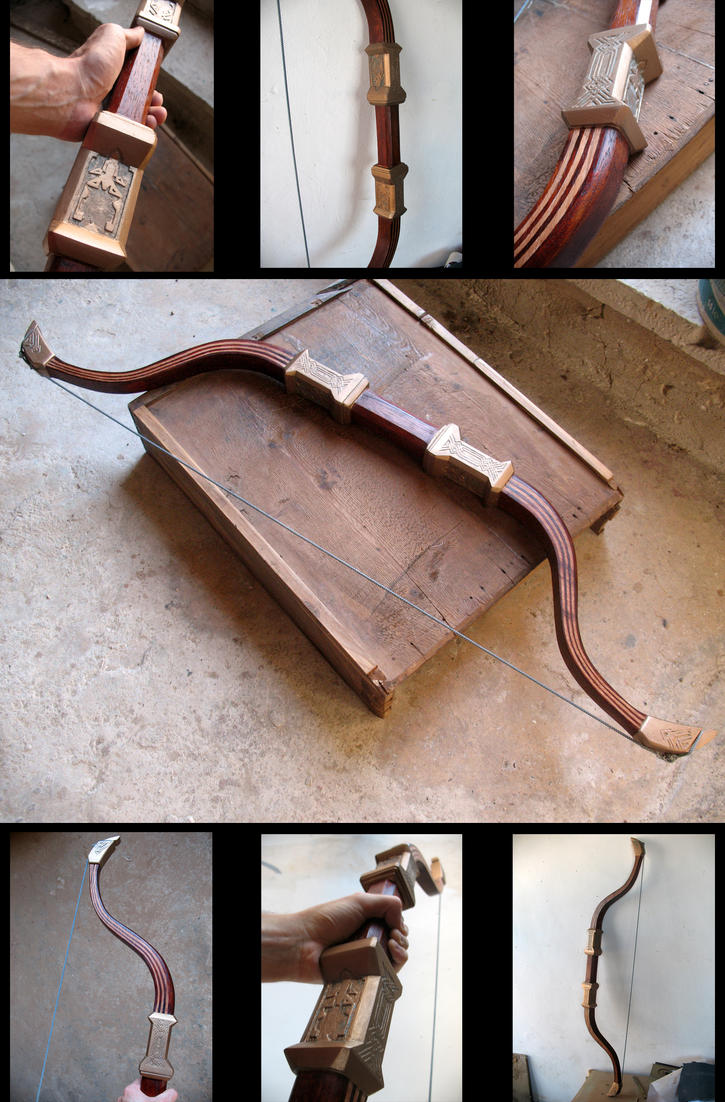 Kili's bow replica by HouseOfLostPlay