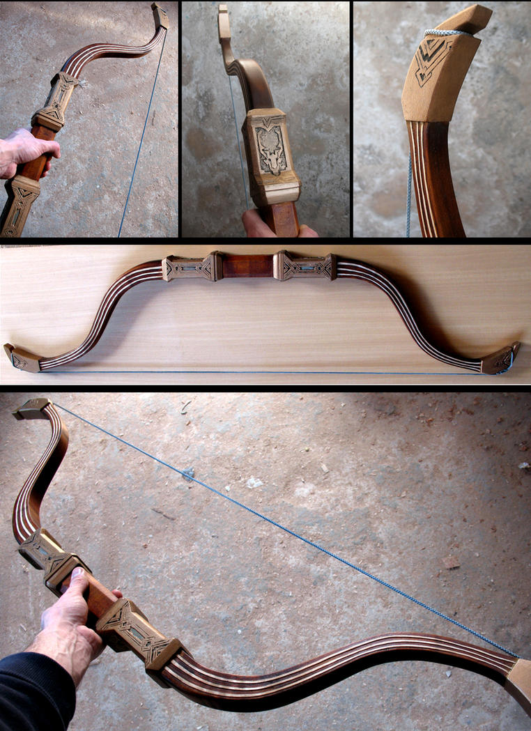 Kili's bow replica n.2 by HouseOfLostPlay