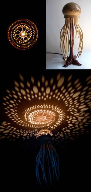 Medusa Lamp - 2