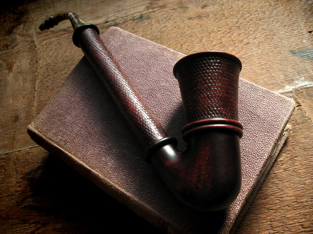 Fili's pipe red (functional) by HouseOfLostPlay