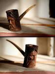 Ancient Tree Spirit Pipe