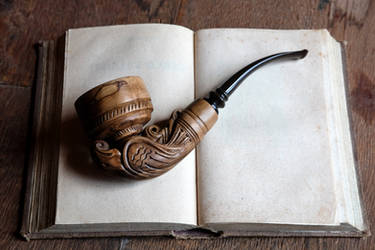 Dwarven pipe by Arcangelo-Ambrosi