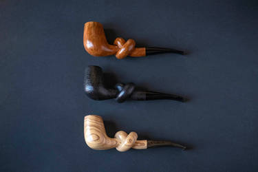 These are kNot pipes