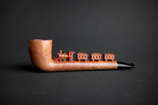 Locomotive pipe