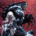 She Venom Cat