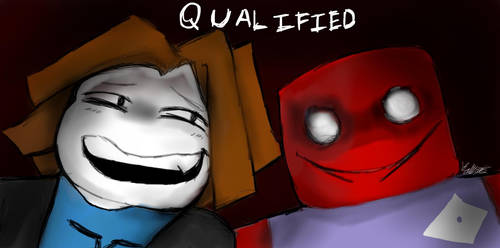 ::ROBLOX FANART:: Fake Noobs'n Scammers
