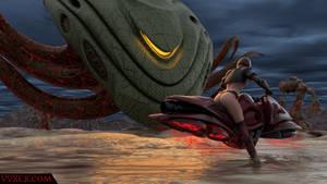 Cymra - Vadim stops Troller