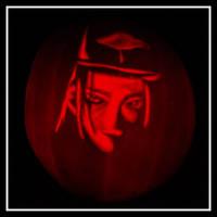 Sai Pumpkin by moonphantom