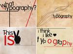 typography series