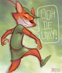 Robin Hood - Oodelally!