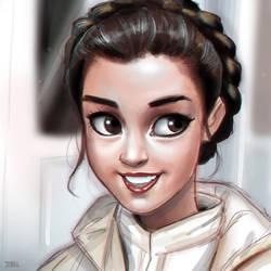Leia - Empire Strikes Back