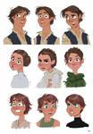 Star Wars - Disney style
