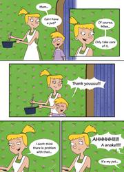 'The pet' - Hey Arnold! by Koizumi-Marichan