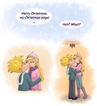 'My Christmas angel' - Hey Arnold!