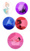 Gems - Steven Universe
