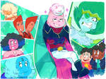 ''SAVAGE E'' - Steven Universe