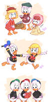 Ducklings - The Life and Times of Scrooge McDuck