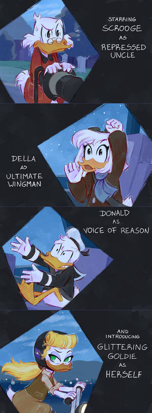 Last One out of Duckburg - Ducktales 2017
