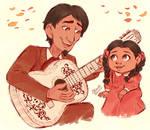 ''Recuerdame'' - Coco