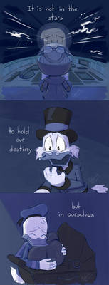 In the Stars - Ducktales 2017