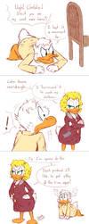 Washing - The Life n Times of Scrooge McDuck by Koizumi-Marichan