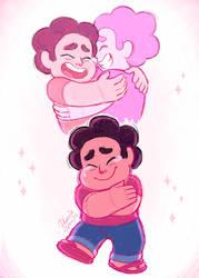 ''I've always been me'' - Steven Universe