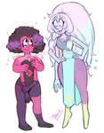 Pearl Fusions - Steven Universe