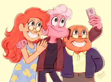 Selfie 2 - Steven Universe
