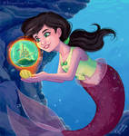 Melody - The Little Mermaid 2