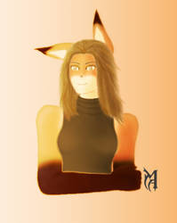 Humanoid Vixen by Magnus-Antithesis