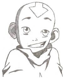 Aang by Ginita13