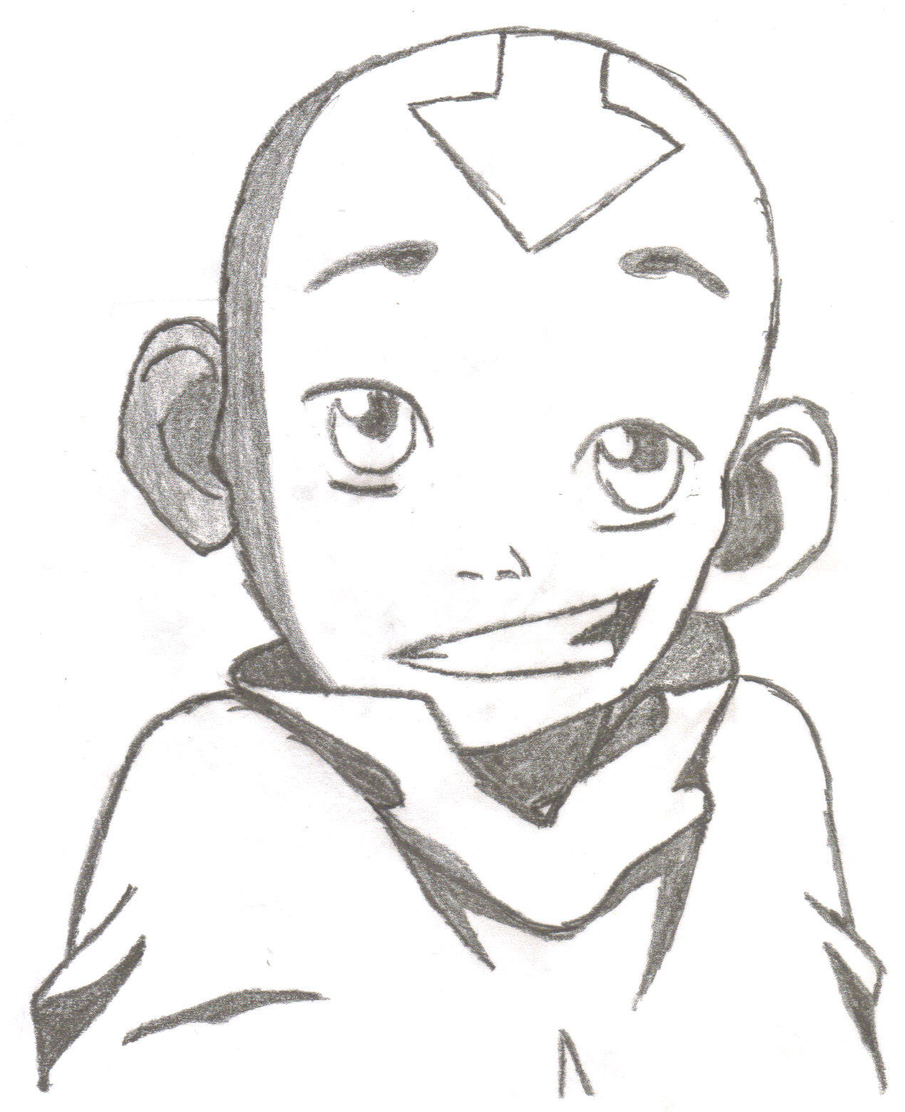 Aang by Ginita13 on De...