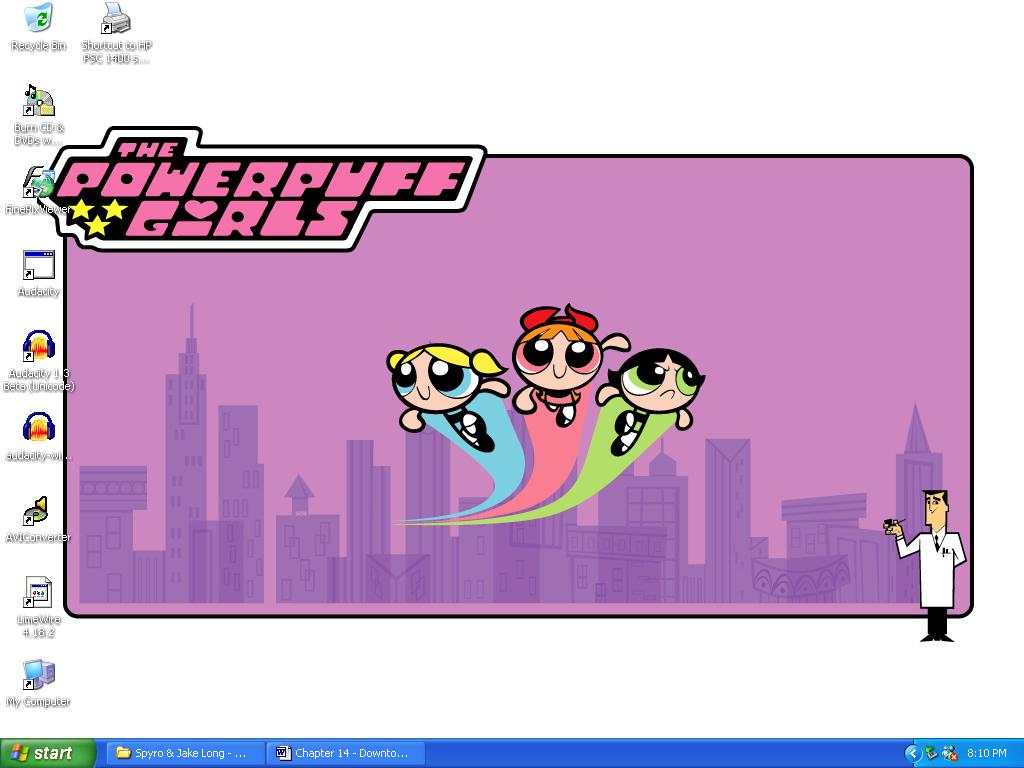 The Powerpuff Girls Wallpaper By Xflowerstarx On Deviantart