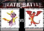 Death Battle Idea - Spyro vs. American Dragon
