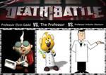 Professor E. Gadd vs. The Professor vs Professor U
