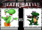 Death Battle Idea - Yoshi vs. Croc