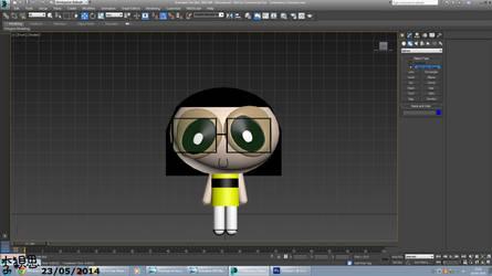 Screenshot of my Celebratory Character by xFlowerstarx