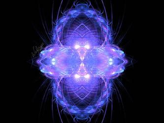 Primordial Glow by KayoteWolfrose