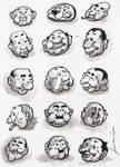 Fifteen Heads