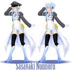Sasayaki Nunnoru Act 2