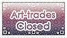 Stamp: Art-trades closed by D-Artemisatto