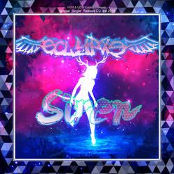 Cover art! Eclypxe - Siren (Cover: HSM) (BG: ryky) by HappySquidMusic