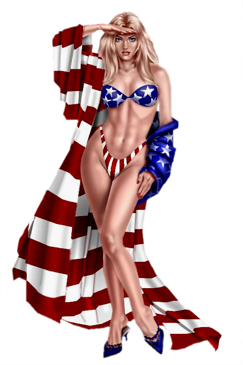 pin up usa by ninportnaouac