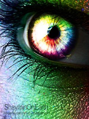 The Rainbow by ShayminOnEarth