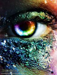 Colour Splash by ShayminOnEarth