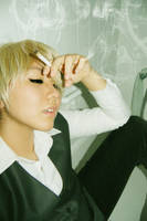 DRRR_Shizuo IV by cosplayer-neo