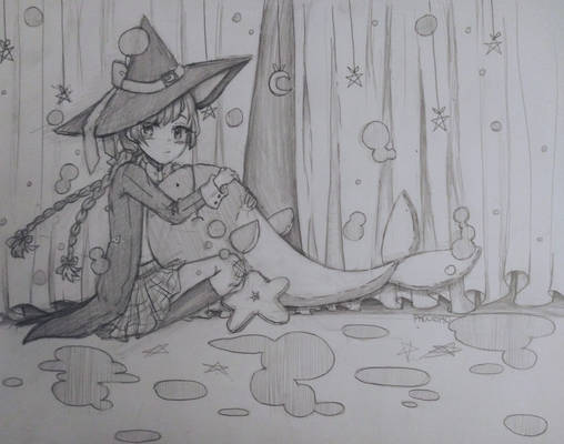 fran the witch