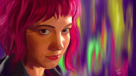 Ramona Flowers by KarimT