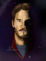 Star-Lord by KarimT