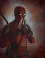 Deadpool by KarimT